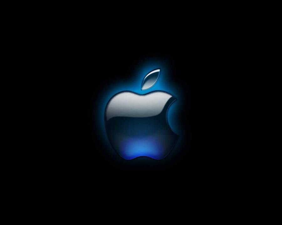 Dirty Metal Apple Logo wallpaper - Computer wallpapers - #