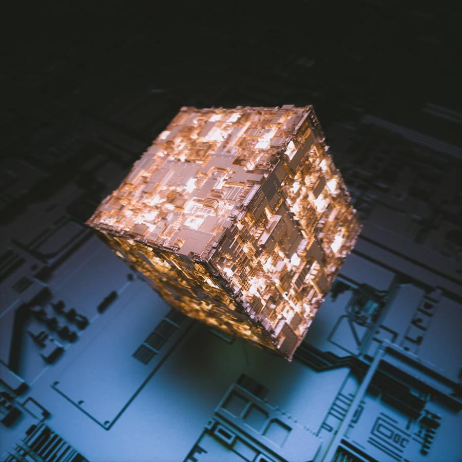 طرح ساختمان های سه بعدی جذاب