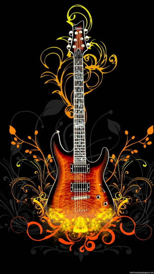 country western music clip art 74