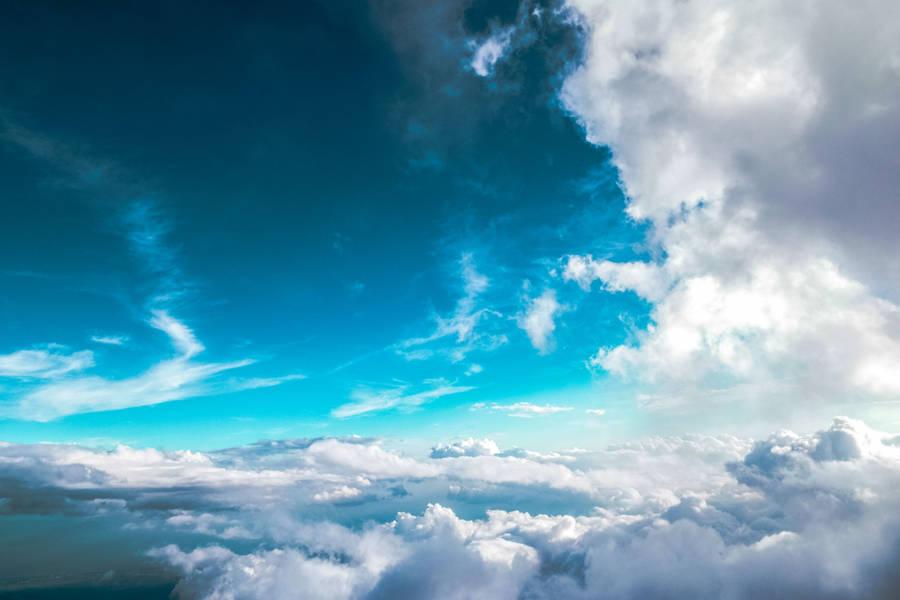 wonderful summer sky wallpaper - photo #30