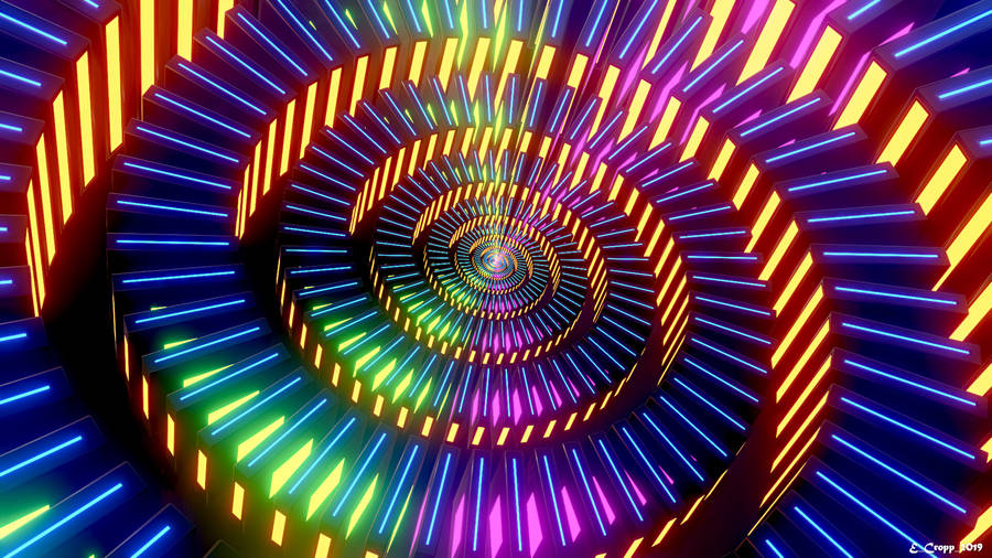 Vibrant glow abstract wallpapers 1920x1200 - Vibrant background ...