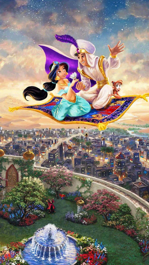 Aladdin 2019 Wallpapers Page 2 4kwallpaper Org