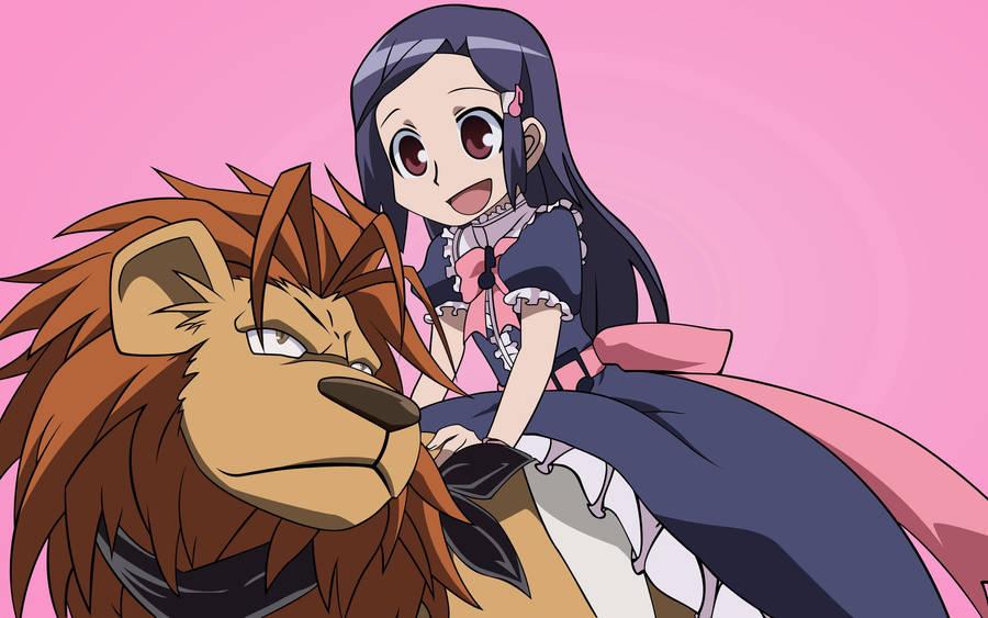 anime cute colorful girl - photo #29