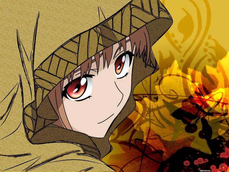 Anime Girl With Headphones Widescreen Wallpaper Wide
