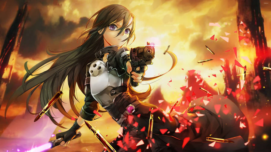 Sword Art Online Wallpapers Backgrounds Page 2