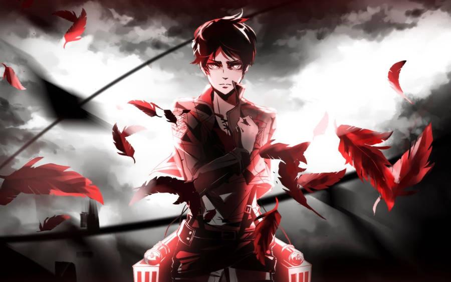 Download Image Eren Jaeger Attack On Titan Shingeki No Kyojin Wallpaper Hd Wallpaper ...