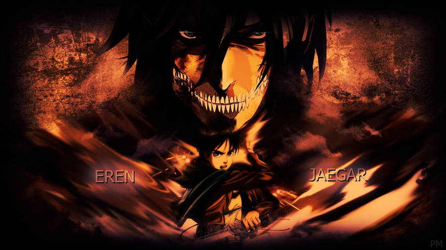 Download Attack On Titan Wallpaper Hd Wallpaper Wallpapers Com