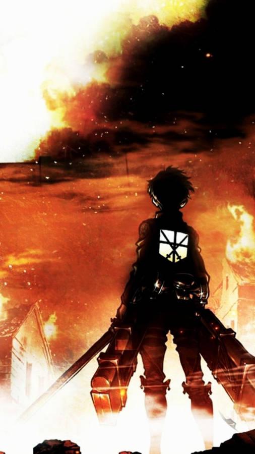 Download Anime Attack On Titan Wallpaper Wallpaper Wallpapers Com
