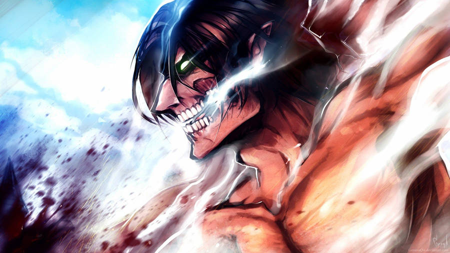 Download Attack On Titan Wallpaper