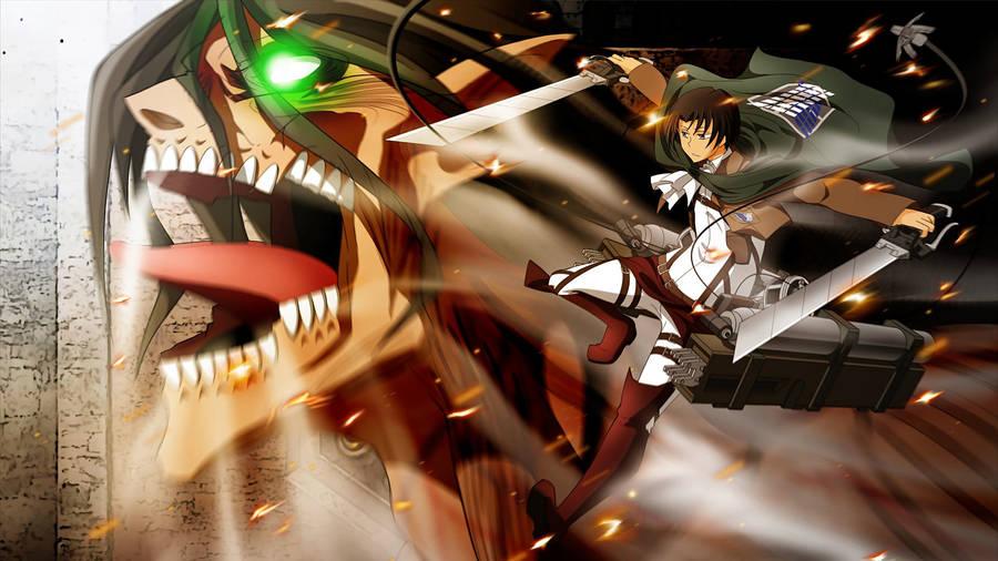 Mikasa Ackerman Attack On Titan Wallpaper Anime