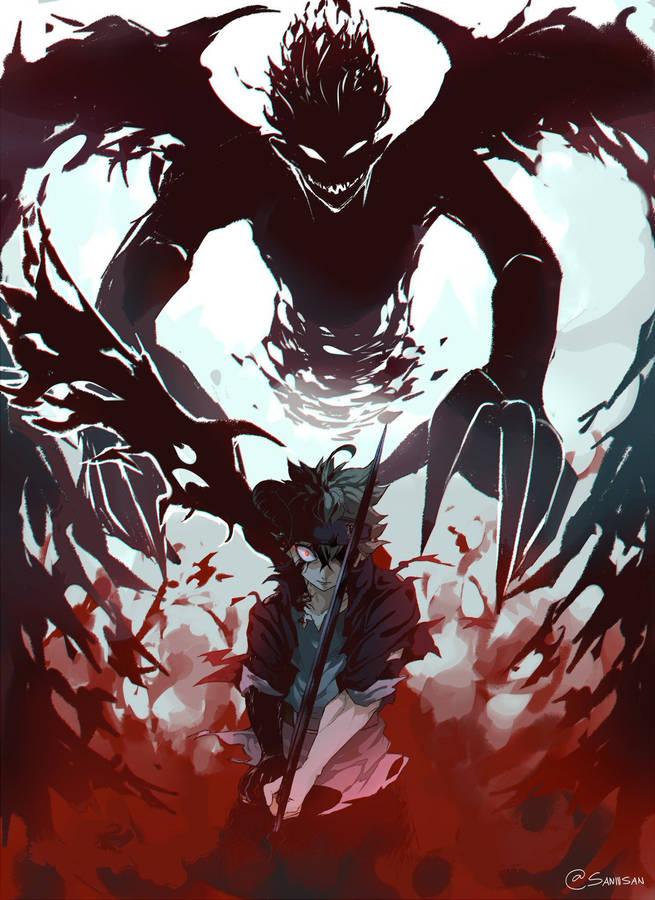 Download Blackclover - Black Clover Asta Demon - HD ...