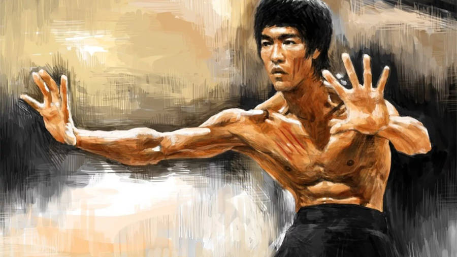 2560x1600 bruce lee desktop - photo #22