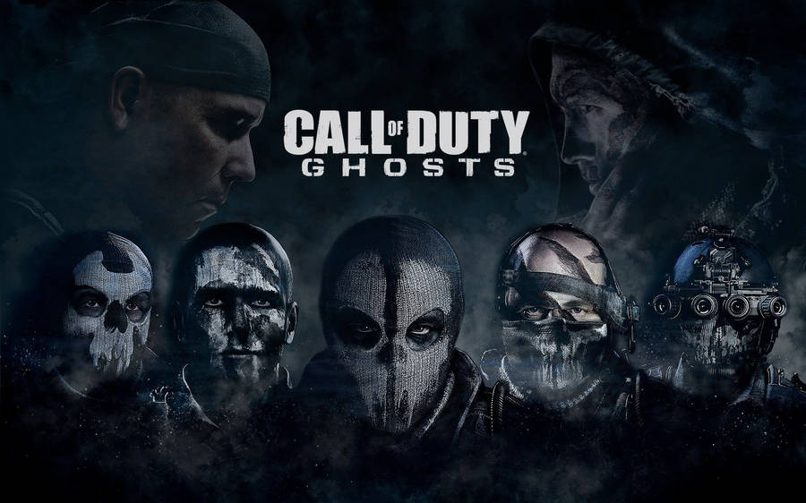 Call Of Duty Ghosts Wallpaper Game Wallpapers 21995