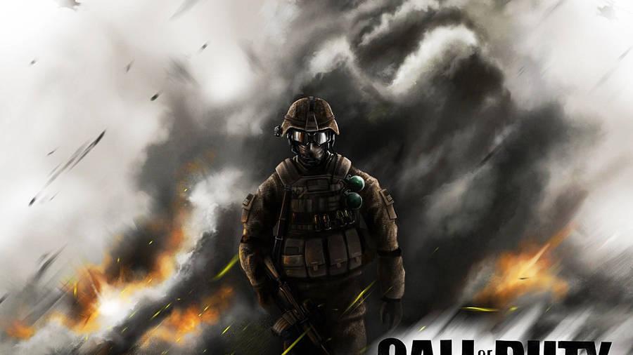 Download Mw Wallpaper Hd Call Of Duty Modern Warfare Warfare Wallpaper Wallpapers Com