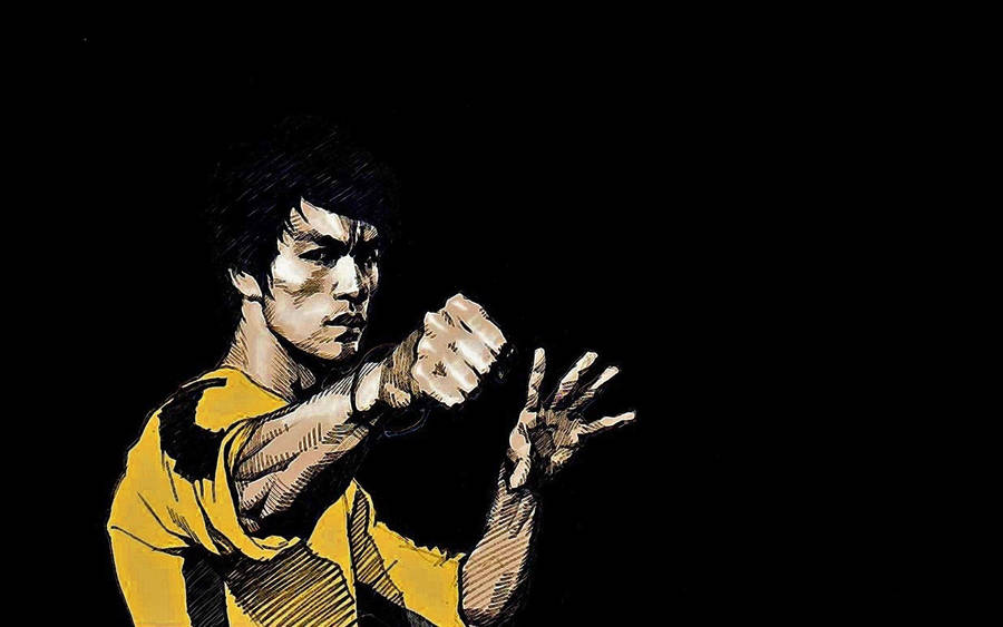 ... Bruce Lee wallpaper 1920x1080 ...