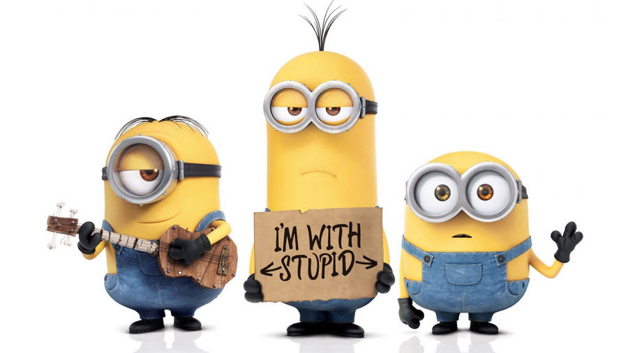 Minion Wallpapers – Page 10 – 4kwallpaper