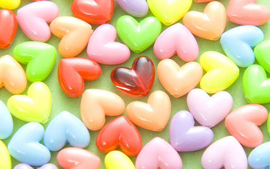 Water Heart Wallpaper 42801