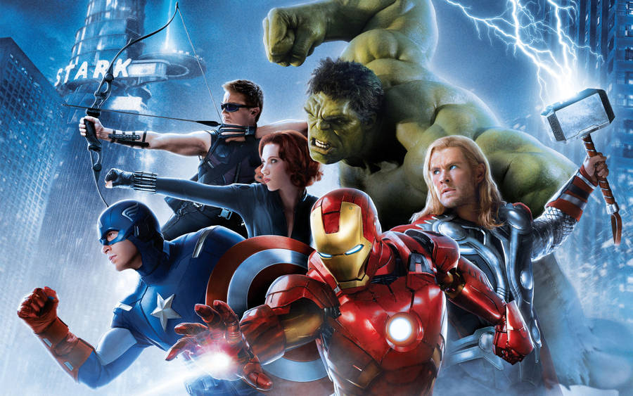 the avengers earth s mightiest heroes widescreen wallpaper wide
