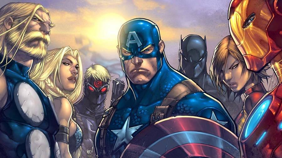 black and white tony stark - the avengers wallpaper - movie