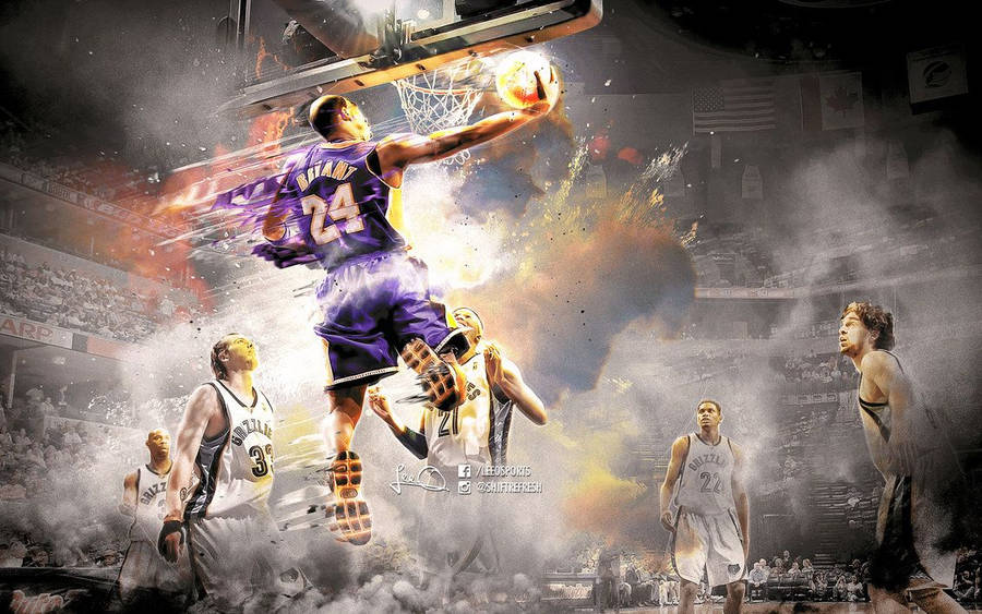 Kobe Bryant Iphone Hd Wallpapers Backgrounds Page 3