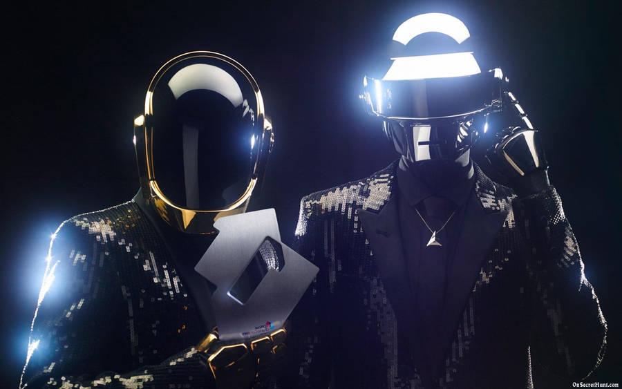 Daft Punk French Electronic Music Duo Guy Manuel De Homem Christo
