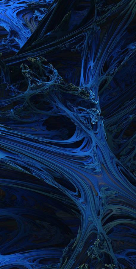 Download Dark Blue Wallpaper