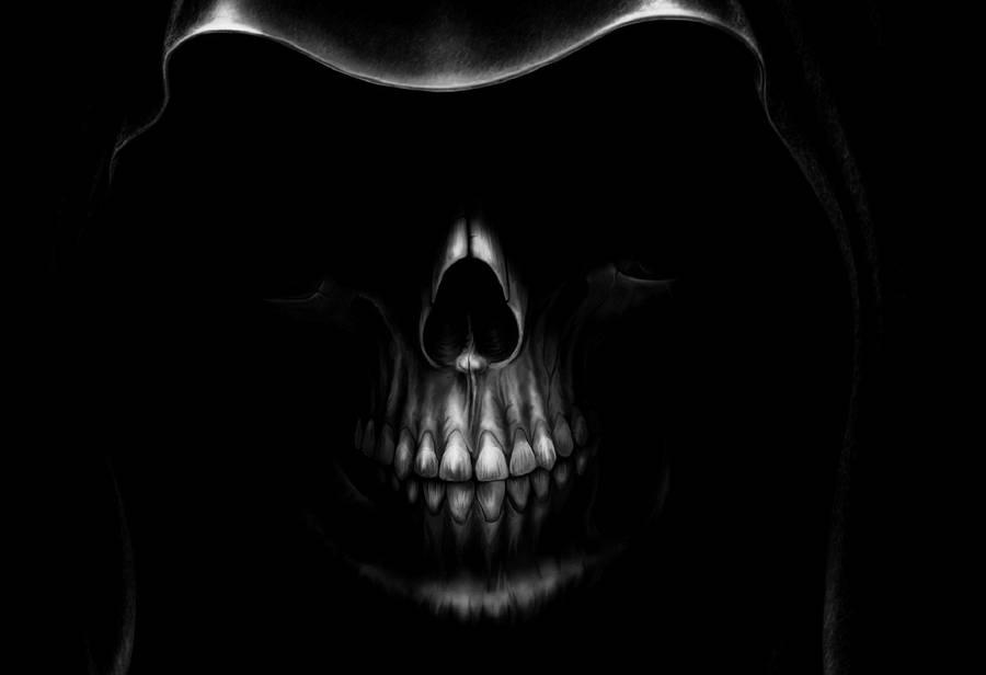 Skeleton widescreen wallpaper | Wide-Wallpapers NET