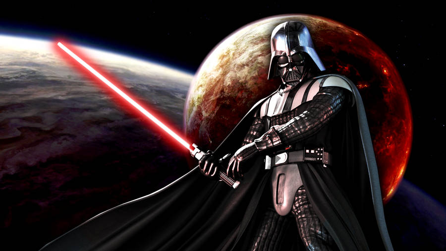 Darth Vader Panda Wallpapers 4kwallpaperorg