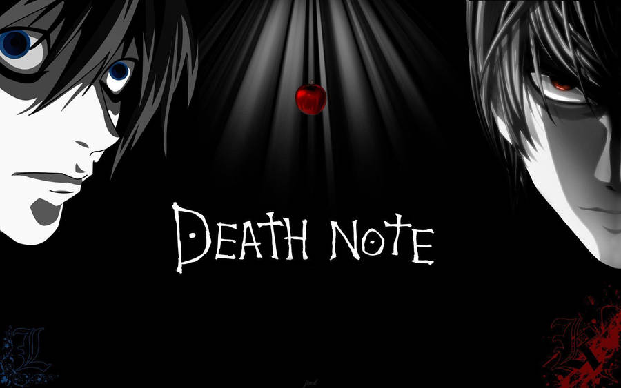 Death Note Wallpaper Anime Wallpapers 15490