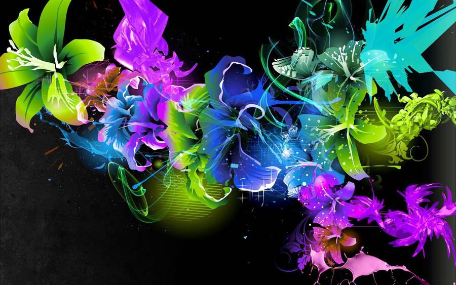 Abstract Jazz Colorful Music Painting Trio Instruments Paintings fine art by Debra Hurd by Debra Hurd