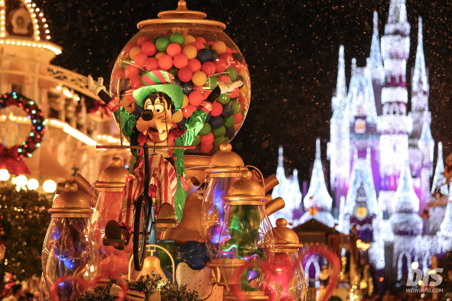 Magician S Fireworks Epcot Walt Disney World Widescreen
