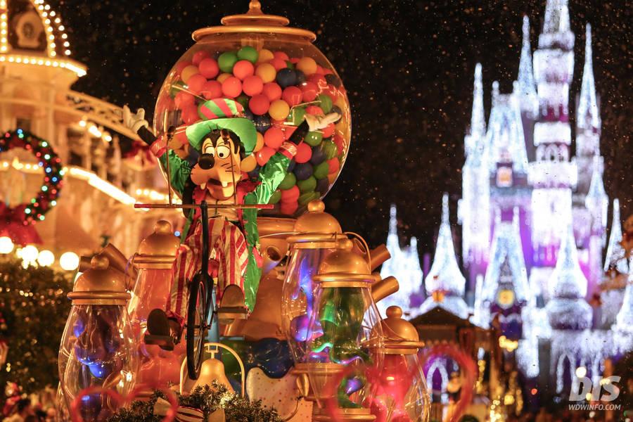 Disney S Animal Kingdom Walt Disney World Asia At Night
