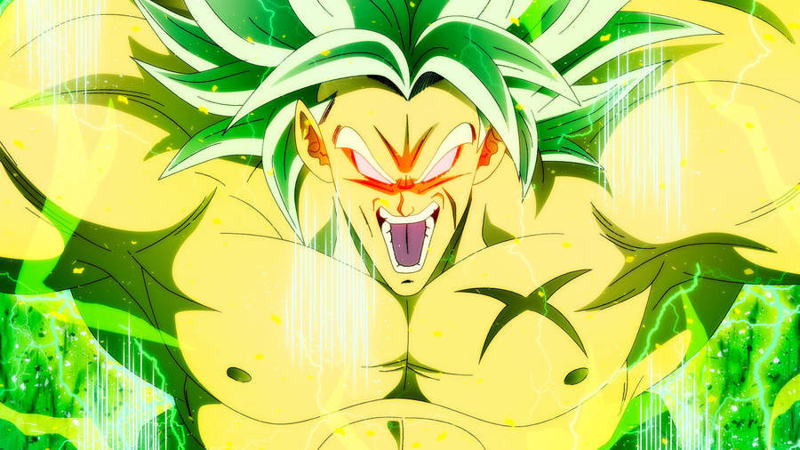 40 Dragon Ball Super Broly Wallpapers For Free Wallpapers Com