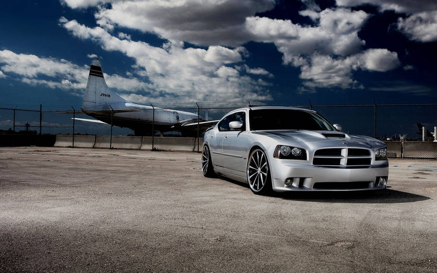 Dodge Charger RT Wallpaper 2880x1800