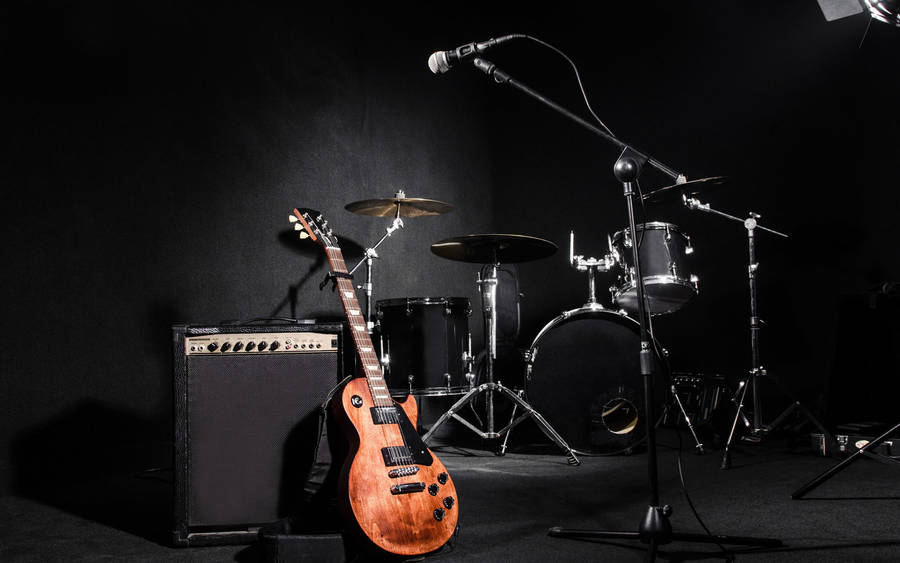 electric guitar widescreen wallpaper wide wallpapers net