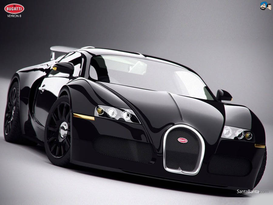 Bugatti Veyron In Fire And Water Wallpaper Car