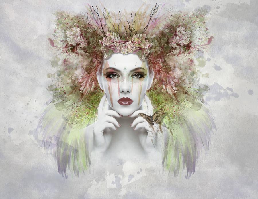 Fantasy girl wallpaper top wallpapers fantasy girl wallpaper voltagebd Gallery