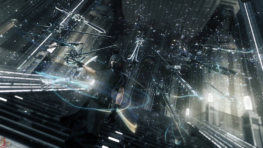 Cloud Strife Final Fantasy Vii Wallpaper Game Wallpapers