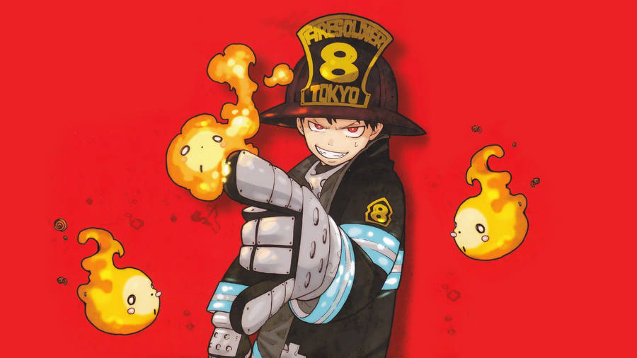 38 Fire Force Wallpapers For Free Wallpapers Com Shinra fights a lot of people in his way and makes a lot of friends. 38 fire force wallpapers for free