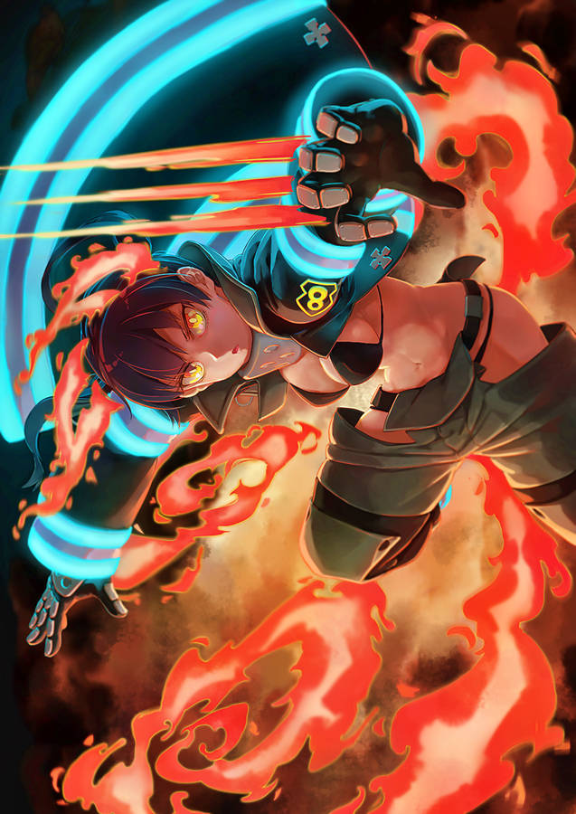 38 Fire Force Wallpapers For Free Wallpapers Com And enjoy it on your iphone, ipad, and ipod touch. 38 fire force wallpapers for free