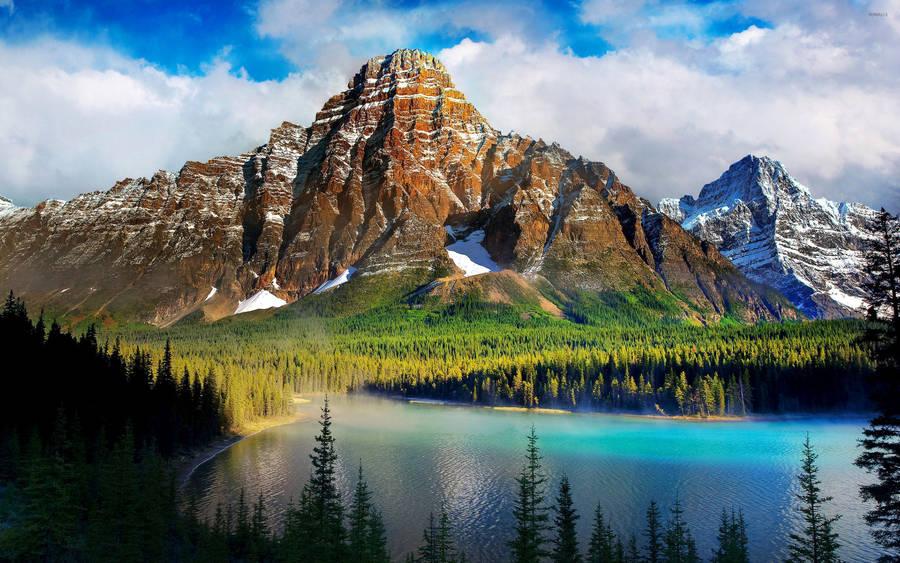 mountain lake wallpaper 1920x1080 - photo #10