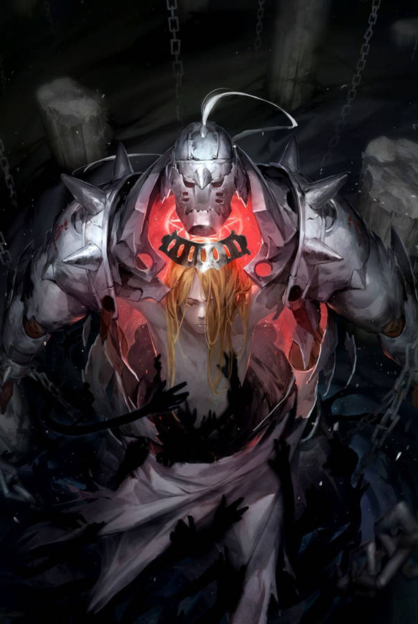 Download Alphonse Elric Fullmetal Alchemist Mobile ...