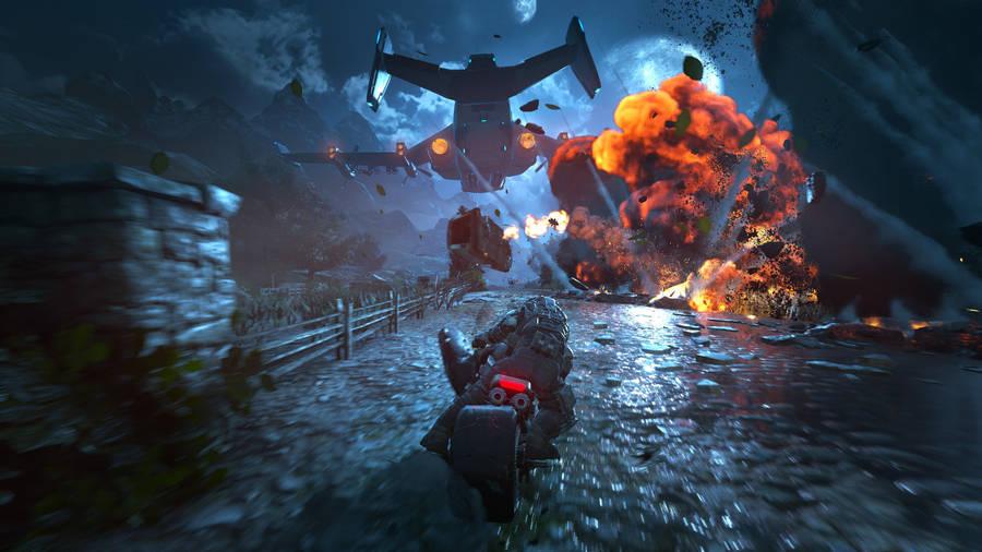 gears of war 3 wallpaper - game wallpapers - #42656