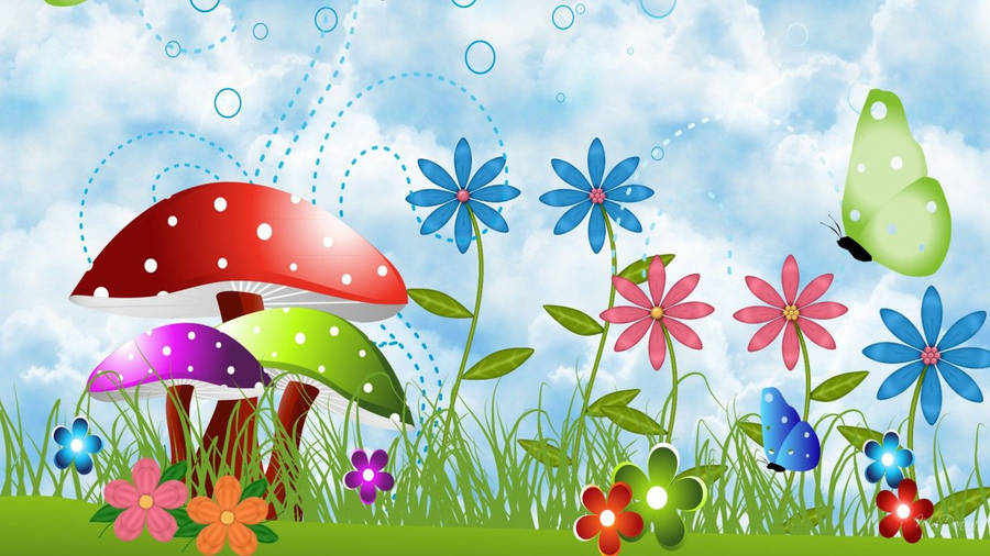 Image result for school garden clipart