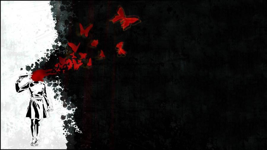 Download Dark Anime Wallpaper