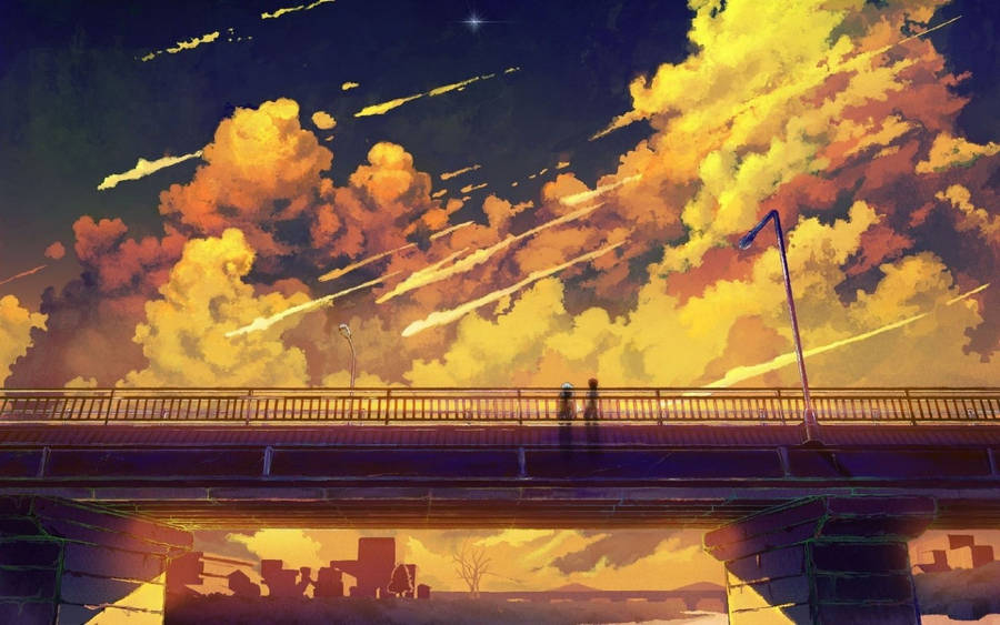 urban anime wallpaper   digital art wallpapers   1226