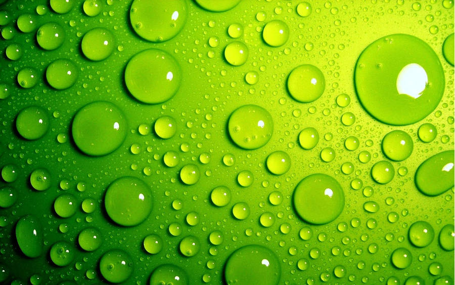 Green Energy Bulb Wallpaper 32832