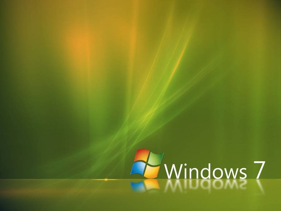 Green Windows 7 Wallpaper Computer Wallpapers 42709