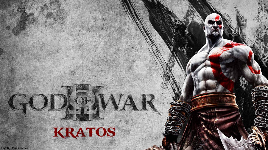 Kratos God Of War 3 Wallpaper Game Wallpapers 2084