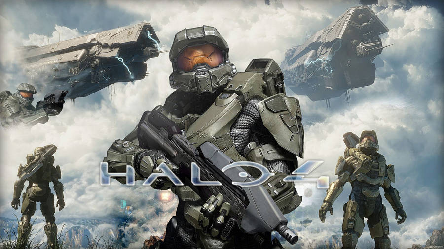 unsc infinity halo 4 wallpaper game wallpapers 18040. Black Bedroom Furniture Sets. Home Design Ideas